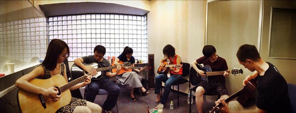 Tokyo Guitar Jam Sessions