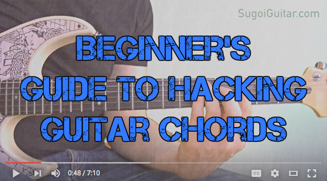 guitar hack guide